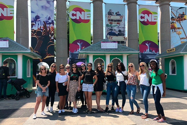 Redstone Summer Social at the CNE, August 2019